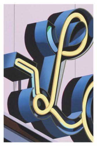 An American Alphabet:l by Robert Cottingham
