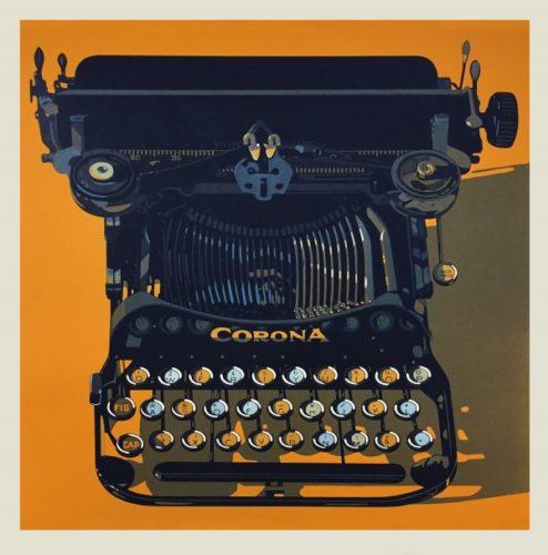 Corona by Robert Cottingham