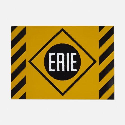 Erie by Robert Cottingham