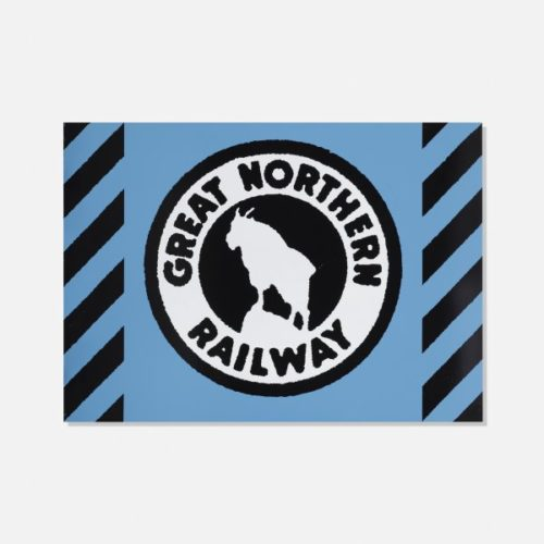 Great Northern Railway by Robert Cottingham