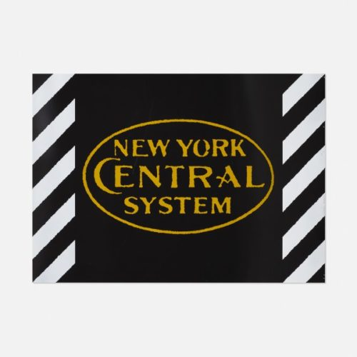 New York Central System by Robert Cottingham