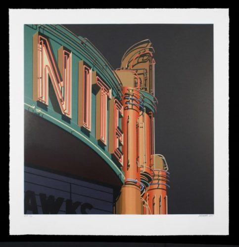 Nite by Robert Cottingham