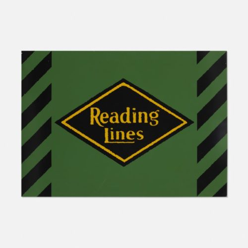 Reading Lines by Robert Cottingham