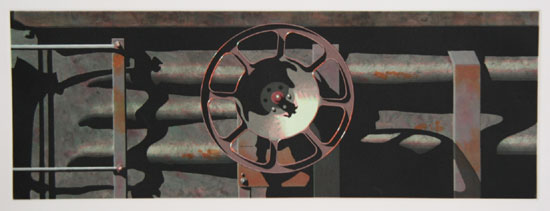 Rolling Stock Series: For Armyn by Robert Cottingham