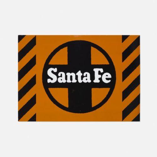 Santa Fe by Robert Cottingham