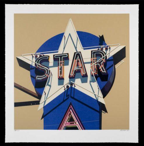 Star by Robert Cottingham