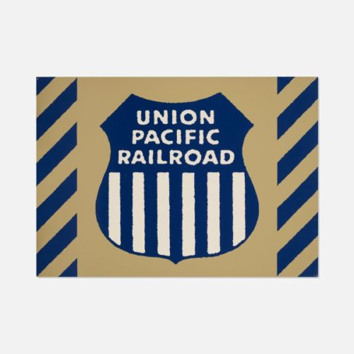 Union Station Railroad by Robert Cottingham