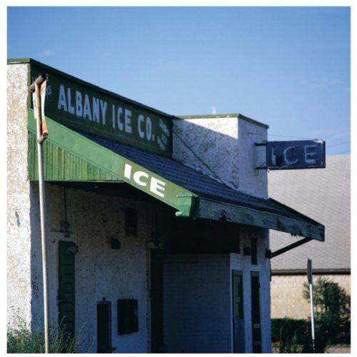 Untitled I ( Albany Ice ) by Robert Cottingham
