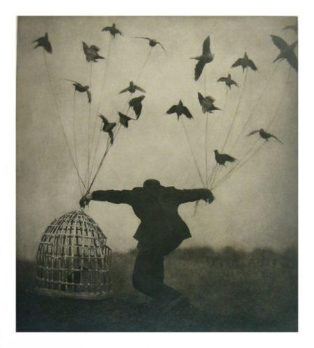 Flying Lesson by Robert ParkeHarrison