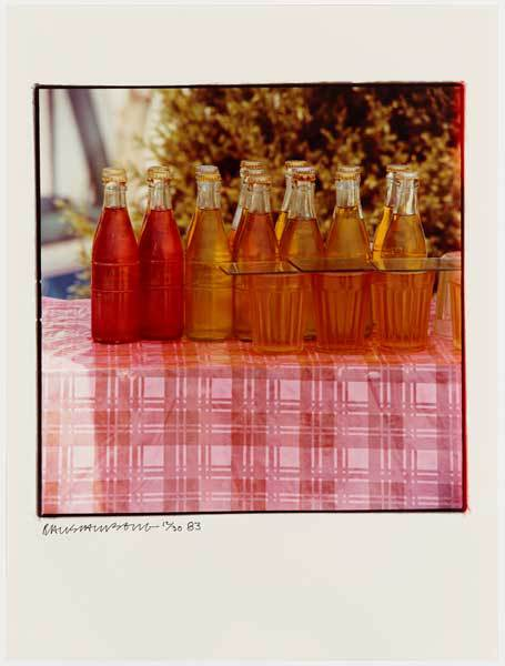 Bottles by Robert Rauschenberg