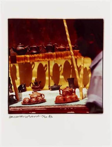 Tea Pots by Robert Rauschenberg