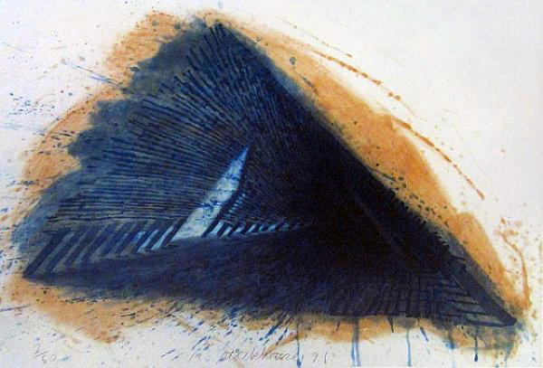 Blue Encounterings by Robert Stackhouse