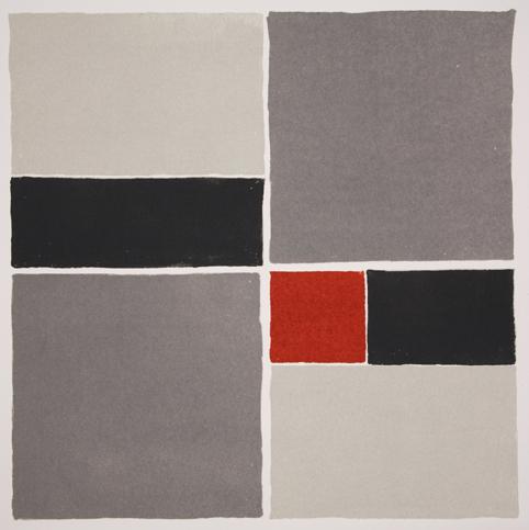 Square 5 by Ronald Tallon
