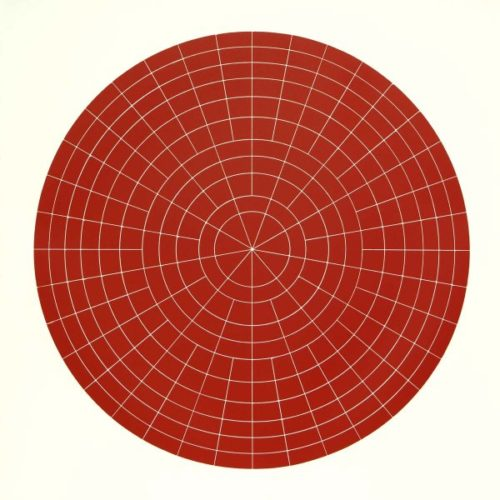 Array 1000/red by Rupert Deese