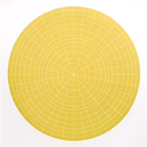 Array 1000/yellow by Rupert Deese