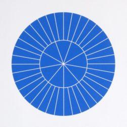 Array 350/blue by Rupert Deese at