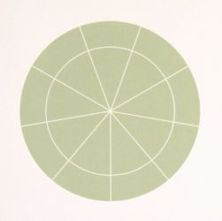 Array 350/gray Green by Rupert Deese at