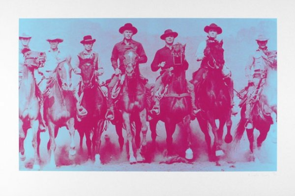 Magnificent 7 by Russell Young at