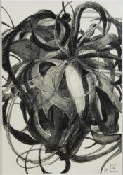 Kraken by Sarah Graham at Sims Reed Gallery (IFPDA)