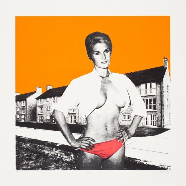 Sheila by Sarah Hardacre
