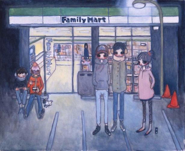 Convenience Store by Aya Takano
