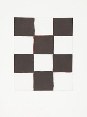 Checker by Sean Scully at