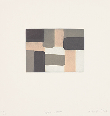 Doric Light by Sean Scully at