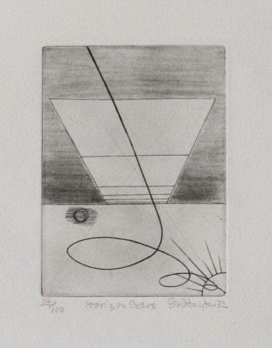 Horizon Bars by Stanley William Hayter