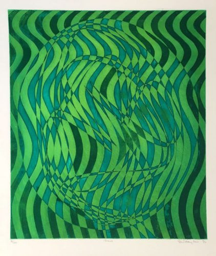 Mere by Stanley William Hayter at ModernPrints.co.uk