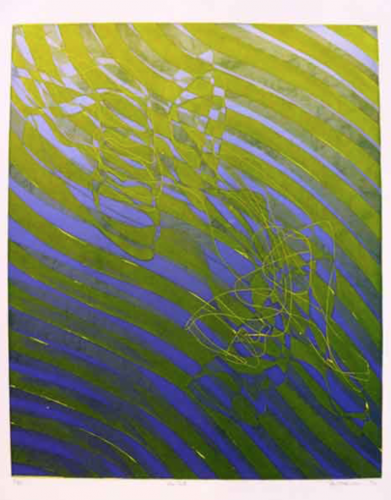 The Fall by Stanley William Hayter