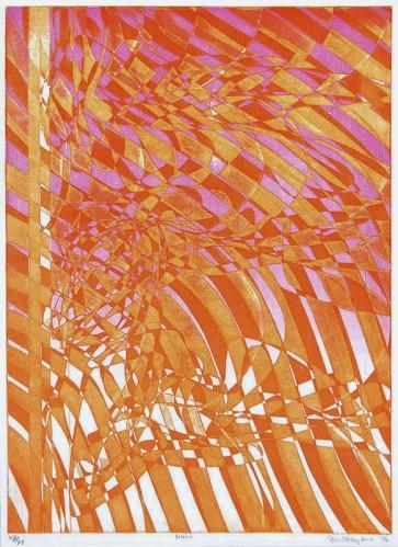 Wind by Stanley William Hayter