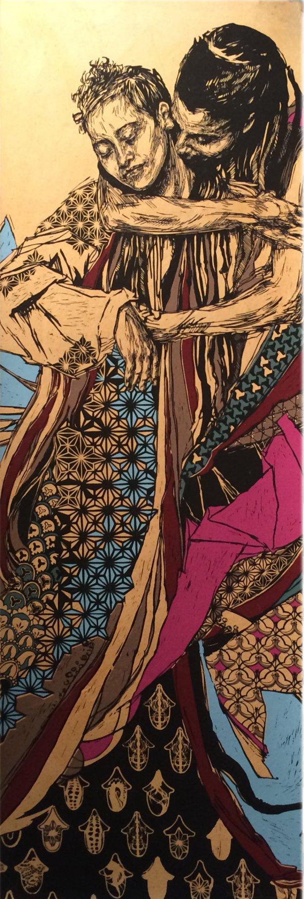 Alixa & Neima by Swoon