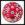 Flowerball (3d) Turn Red. by Takashi Murakami