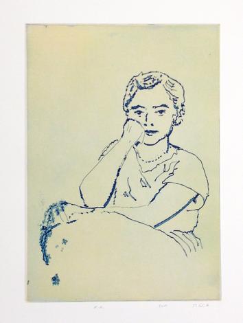 Paloma by Thomas Schütte at Serpentine Gallery