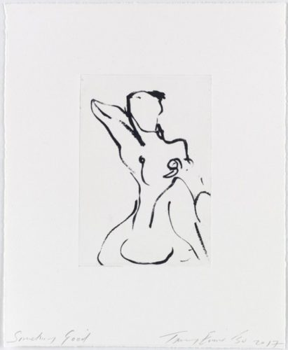 Something Good by Tracey Emin RA at