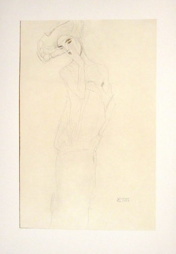 Untitled Ii.xi by Gustav Klimt