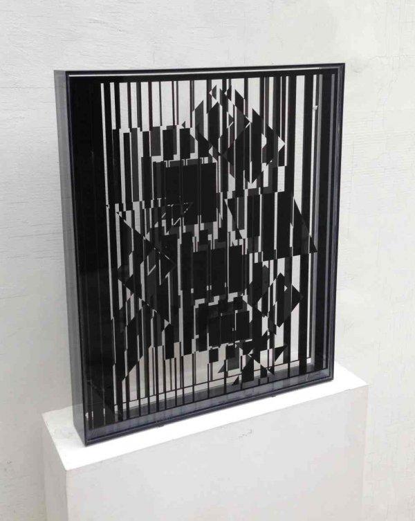 Flaari by Victor Vasarely