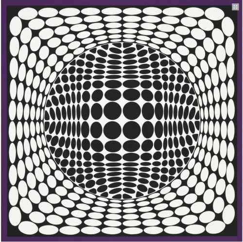 Ter Ur Nb by Victor Vasarely