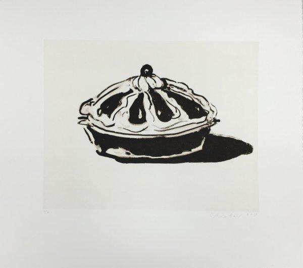 Crown Tart by Wayne Thiebaud
