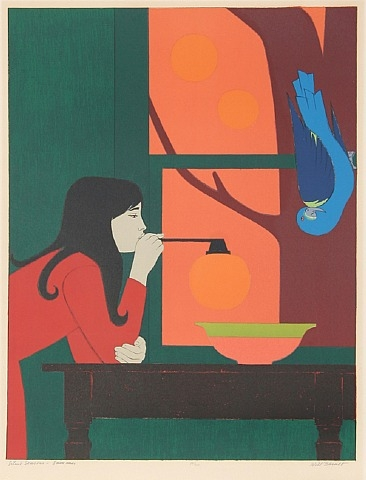 Silent Seasons – Summer by Will Barnet
