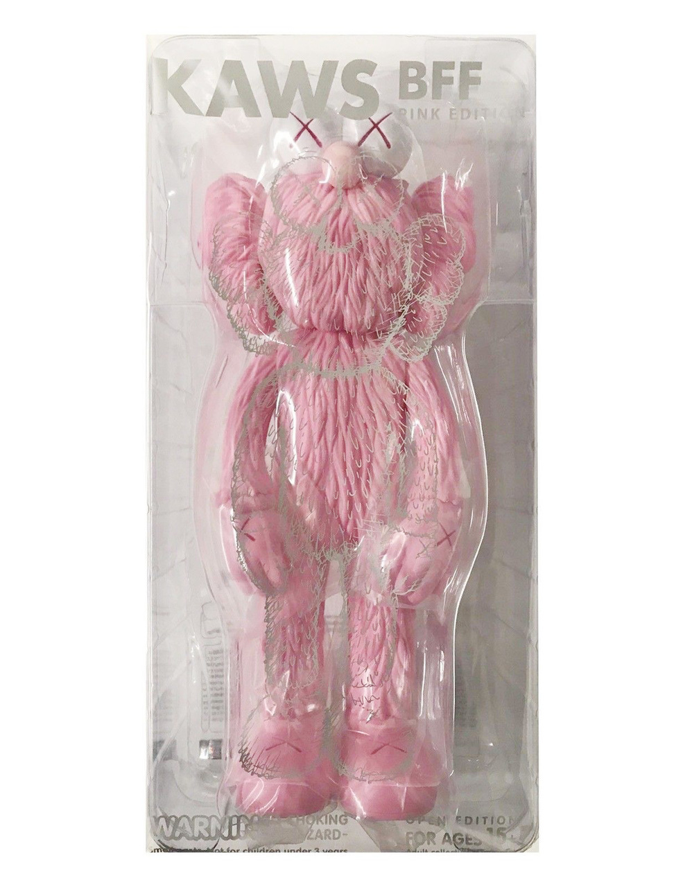 Bff (pink) by KAWS