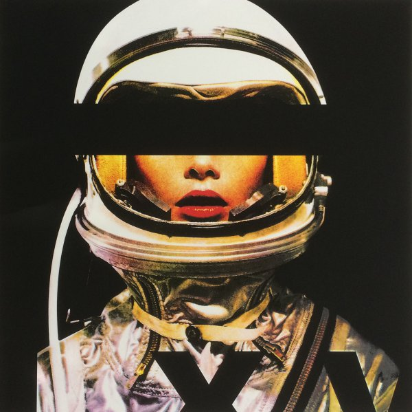 Astronaut Quadricrhomie by Abidiel Vicente & Houssein Jarouche Vicente