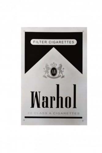 Warhol (black) by Abidiel Vicente & Houssein Jarouche Vicente