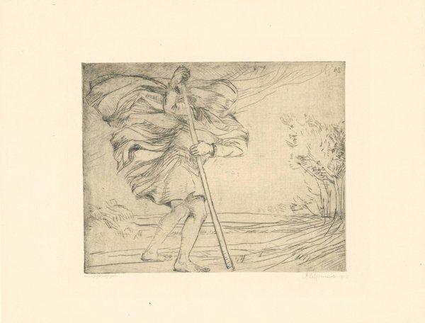 Sturm by Adolf Schinnerer