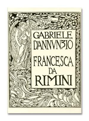 Francesca Da Rimini by Adolfo de Carolis