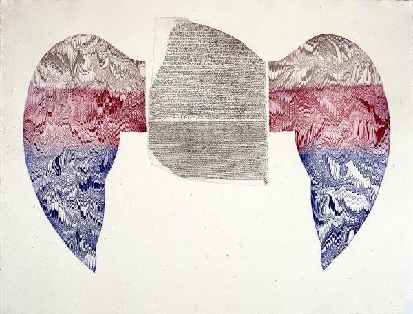 Rosetta Takes Wing by Adrianne Wortzel