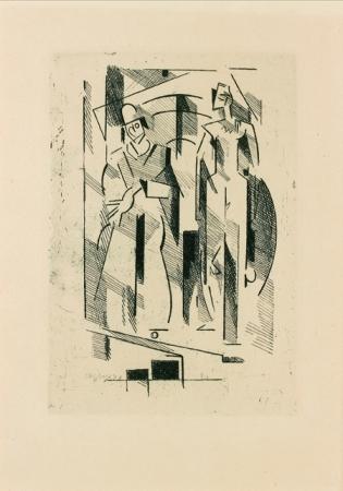 Pascal. Pensées Sur L'homme Et Dieu. by Albert Gleizes