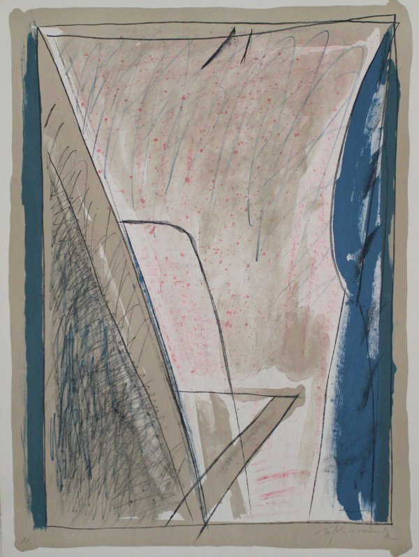 Interiors 2 by Albert Rafols-Casamada