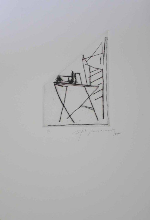 Jardí 2 by Albert Rafols-Casamada