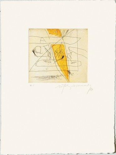 Les Hores-3 by Albert Rafols-Casamada at www.kunzt.gallery